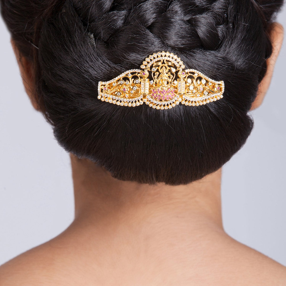 Rama Antique Hair Clip