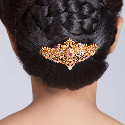 Advika Antique Hair Clip