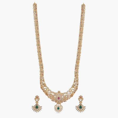 Deval Long Necklace Set