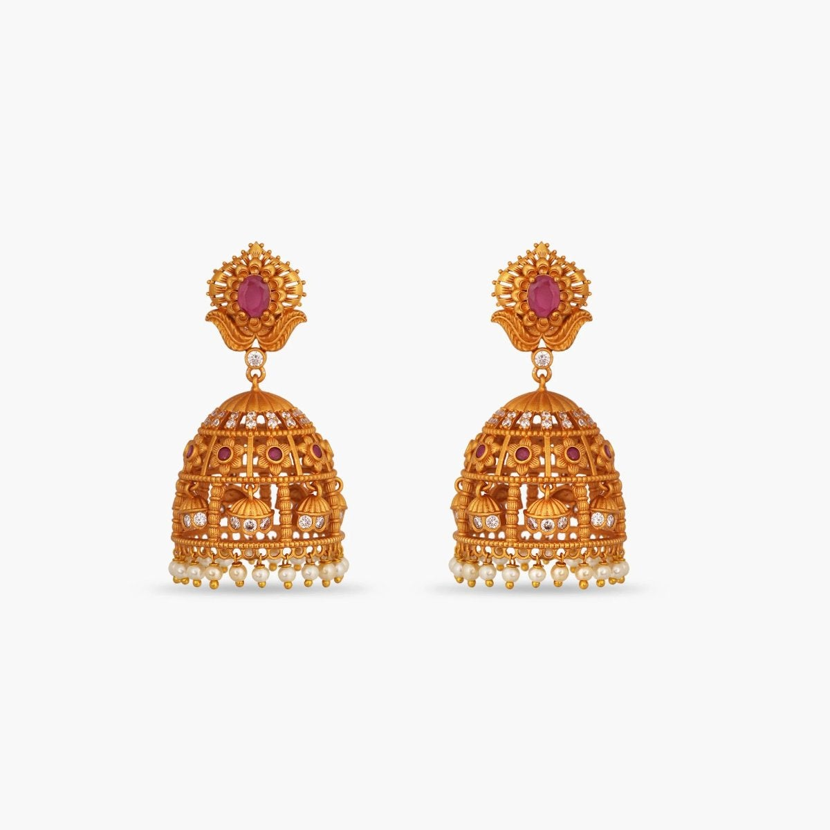 Alkaya Antique Earrings