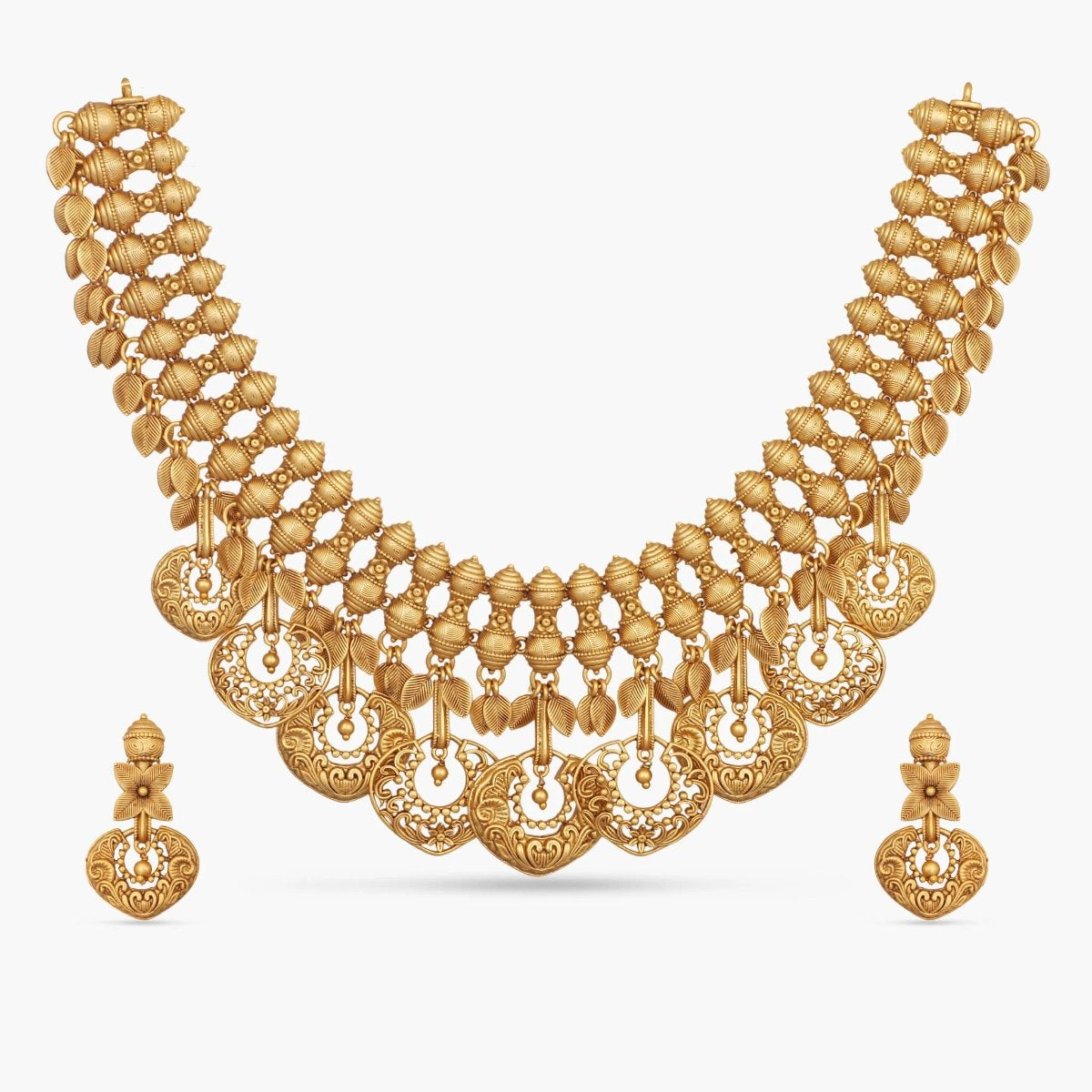 Falak Antique Necklace Set