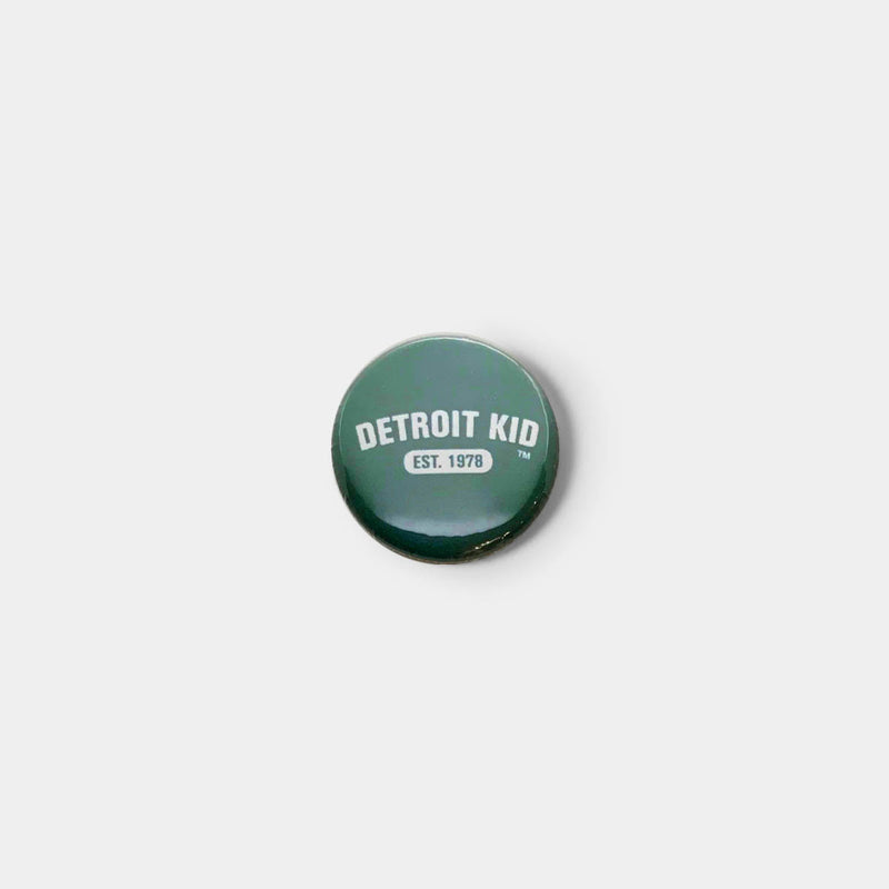 Detroit Kid Button