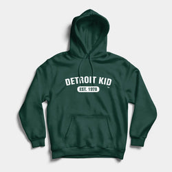 Detroit Kid Logo Hoodie - Limited Edition Color