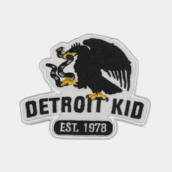 Detroit Kid Eagle Patch