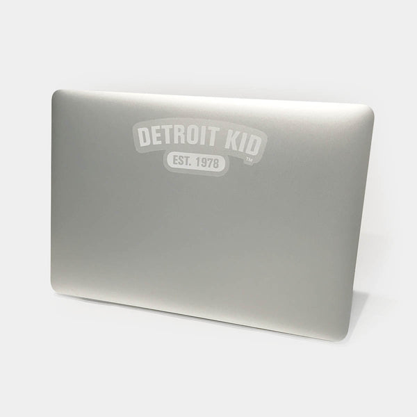 Detroit Kid Vinyl Sticker