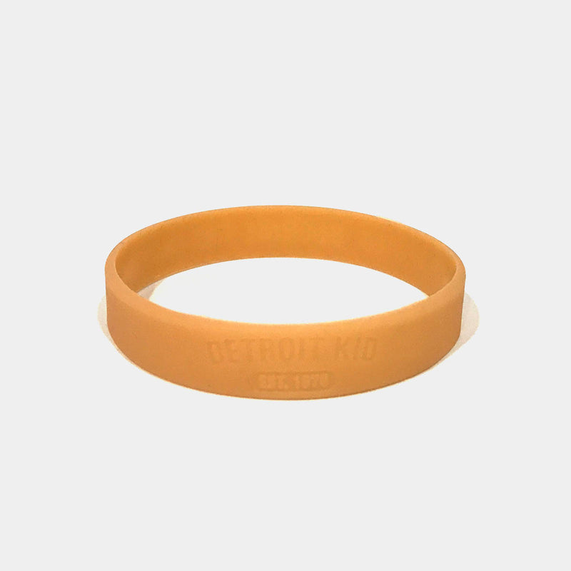 Detroit Kid Silicon Wristband