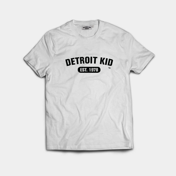Signature Detroit Kid Logo T-Shirt