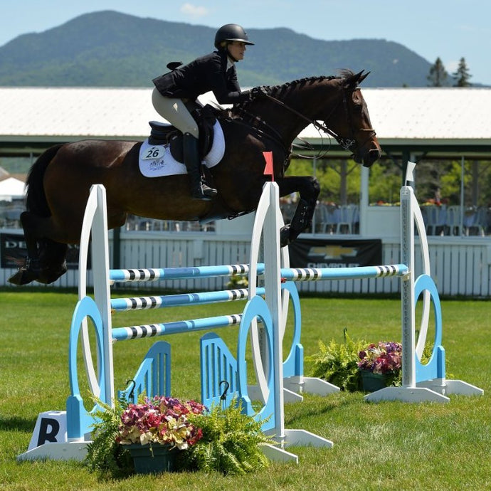 Amateur Spotlight: Get to Know Aspiring International Rider Tory Ketchum