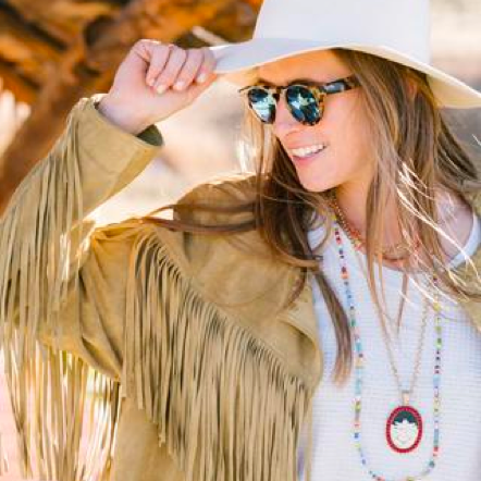 From Wyoming with Love: The Madison McKinley Comanche Necklace