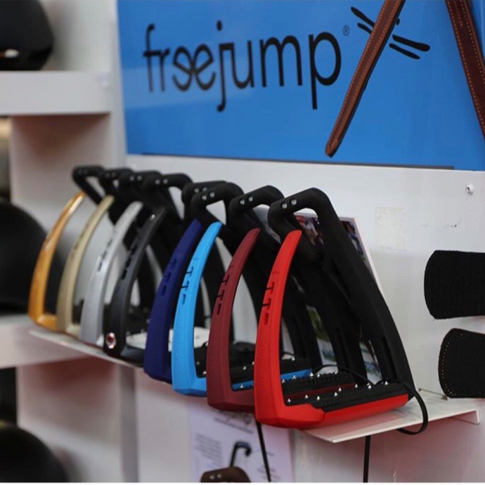 FreeJump Wants to Change the Way You Think About Stirrups