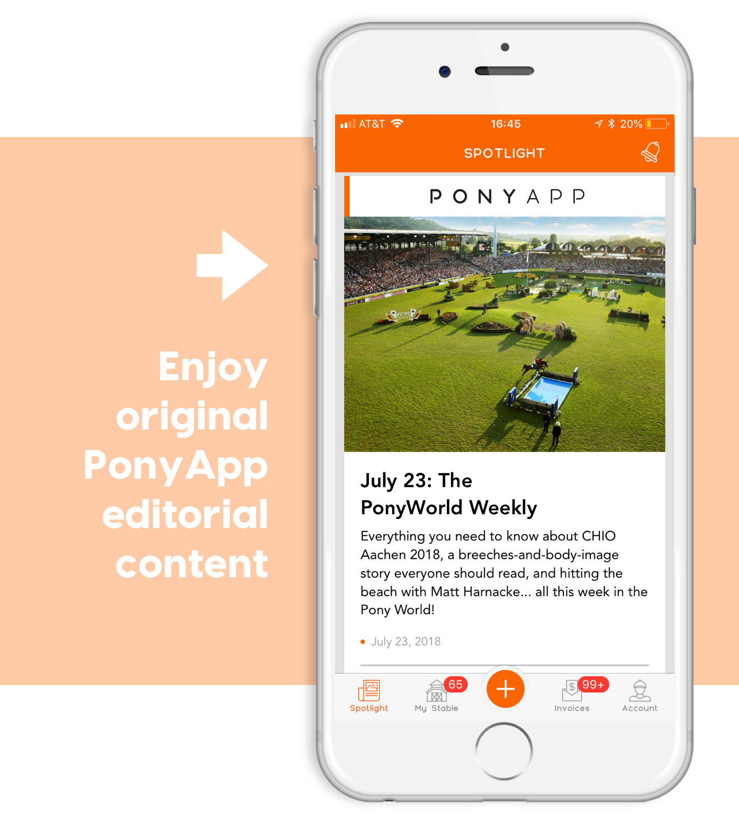 ponyapp spotlight original articles editorials