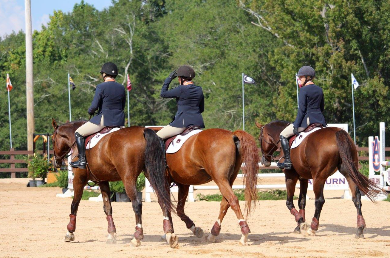 NCEA National Collegiate Equestrian Association