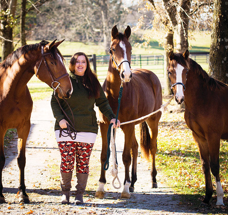 By Kimmy Risser, member of USHJA Hunter Breeding Task Force, USEF National Hunter Committee, and USSHBA Board of Directors