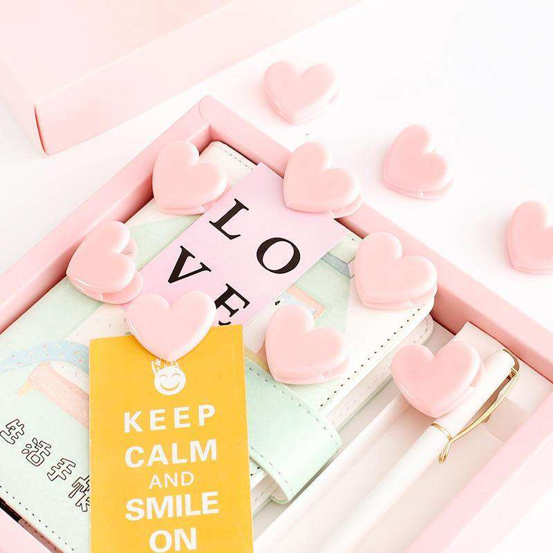 Love Me Paper Clips - Set of 10!
