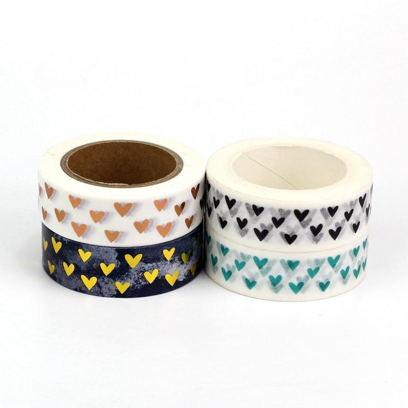 Heart Washi Tape