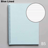 B5 Colored Bullet Journal Grid/Blank/Dot/Line Coil Notebook