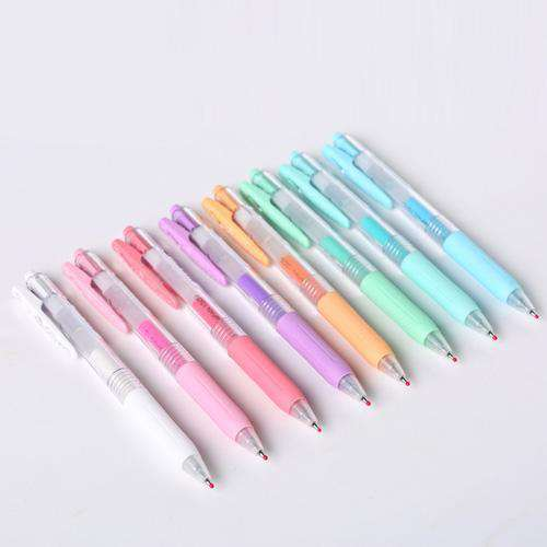 Zebra SARASA Milk Color Gel Pen Set