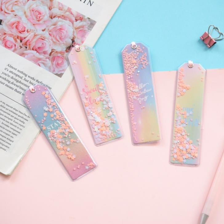 Aesthetic Stars Bookmark - Set of 4!