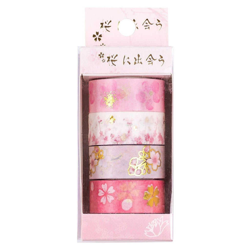 Sakura Galaxy Washi Tape - Set of 4!