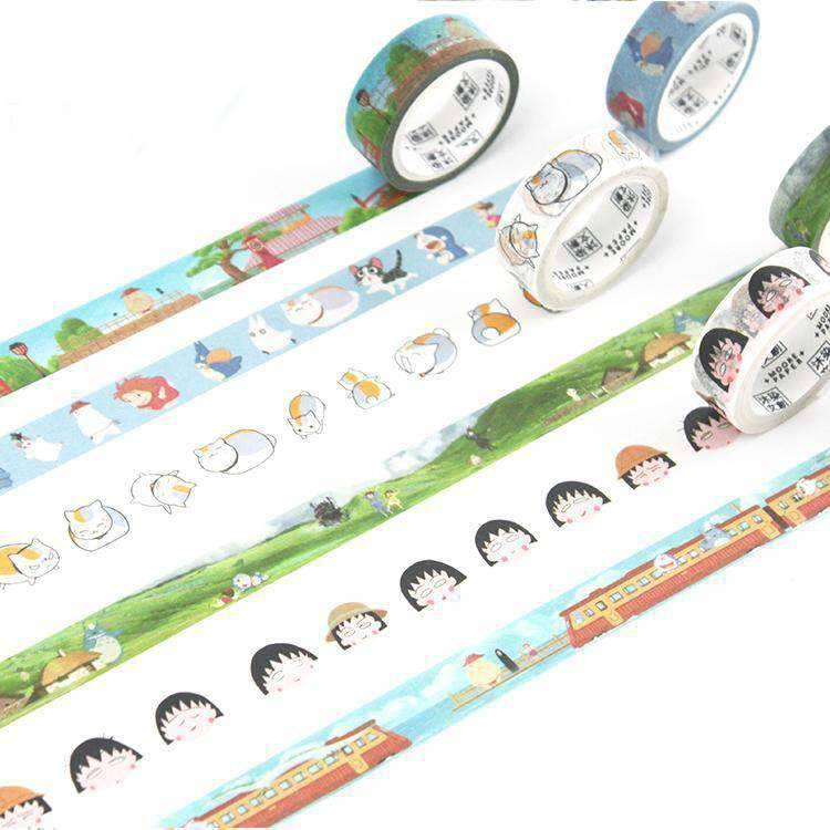 Fairytales and Dreams Washi Tape