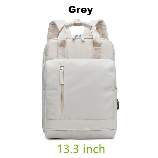 Nori Canvas Backpack