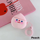 Kawaii Fruit Airpod Case