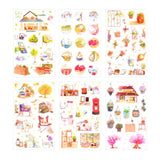Home Sweet Home Sticker - Set of 6!