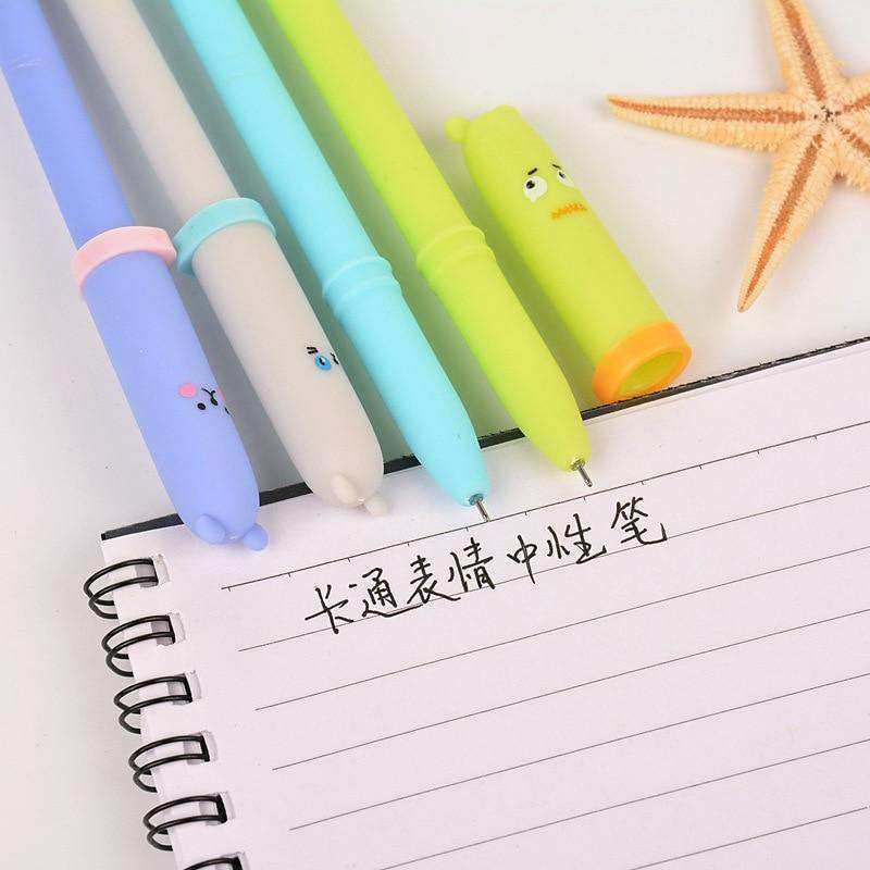 Kawaii Bear Pens - Set of 6!
