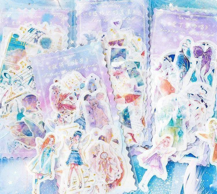 Magical Tale Sticker Sets