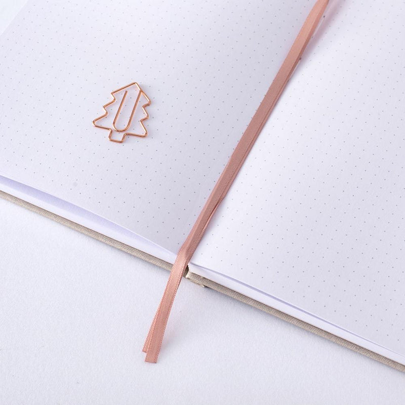 Tsuki Fuji-san Bullet Journal 2 ribbon bookmark