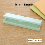 Mochi Transparent Pencil Case