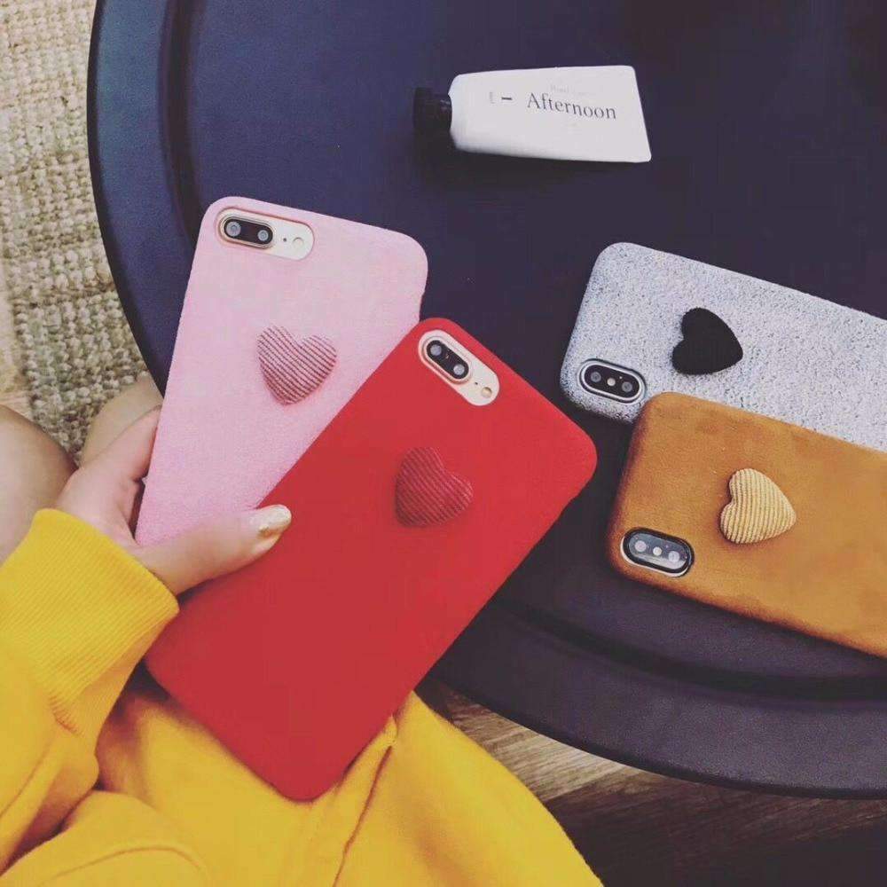 Bae Love Heart iPhone Case