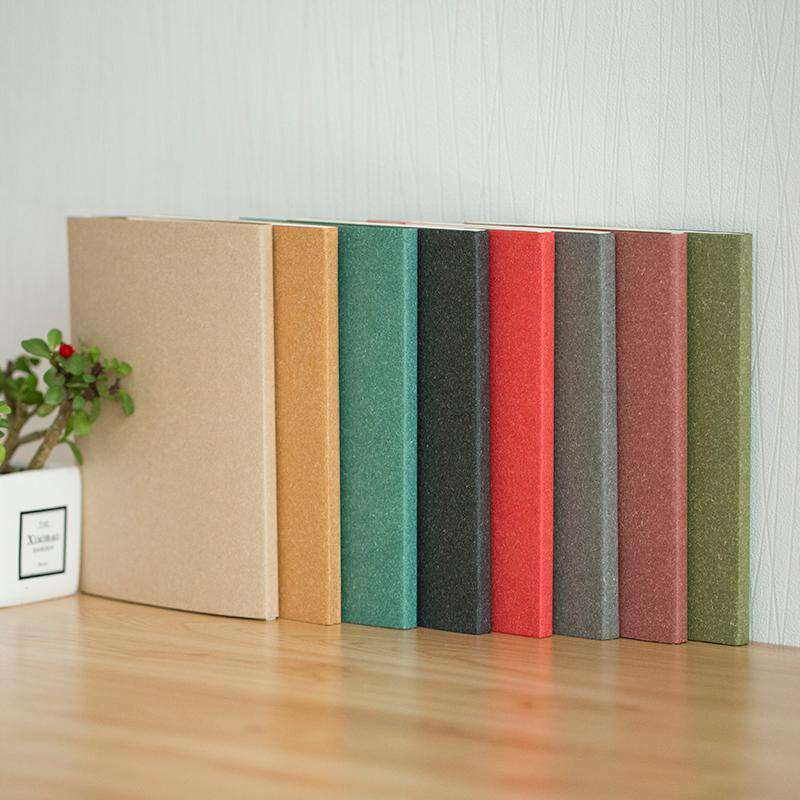Lined MUJI Style Notebook