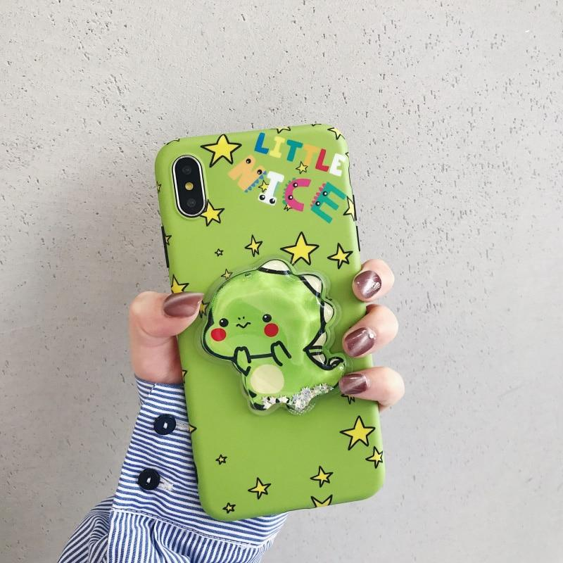 Baby Dino iPhone Case