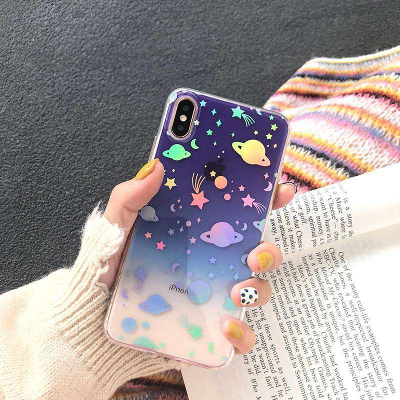 Starry Skies iPhone Case