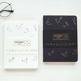 Constellations Blank Notebook