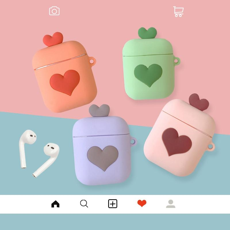 Pastel Korean Airpod Case