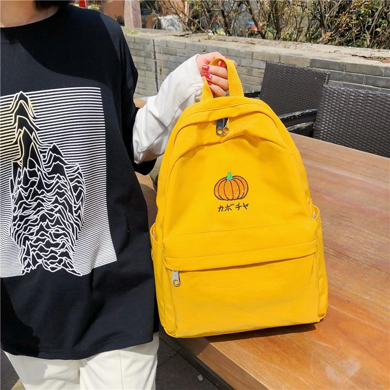 Kawaii Fruits Waterproof Backpack
