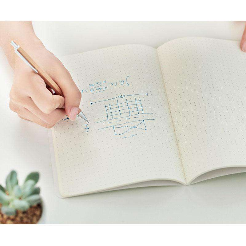 Soft Cover Dotted Bullet Journal Notebook