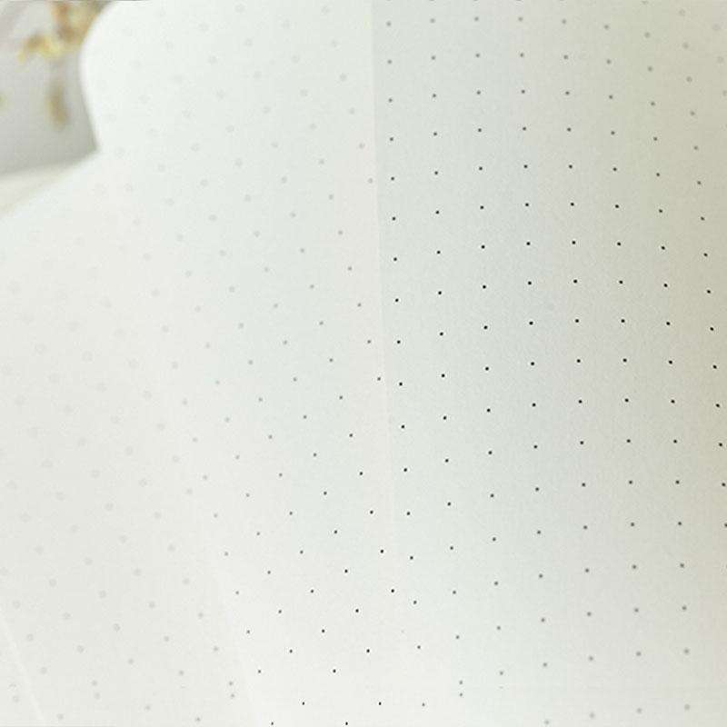 bullet journal dotted  Soft Cover Dotted Bullet Journal Notebook - NotebookTherapy
