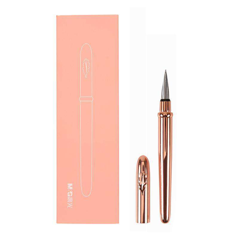 Rose Gold Luxury Fountain Pen
