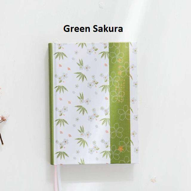 Sakura Flower Weekly-Monthly Planner