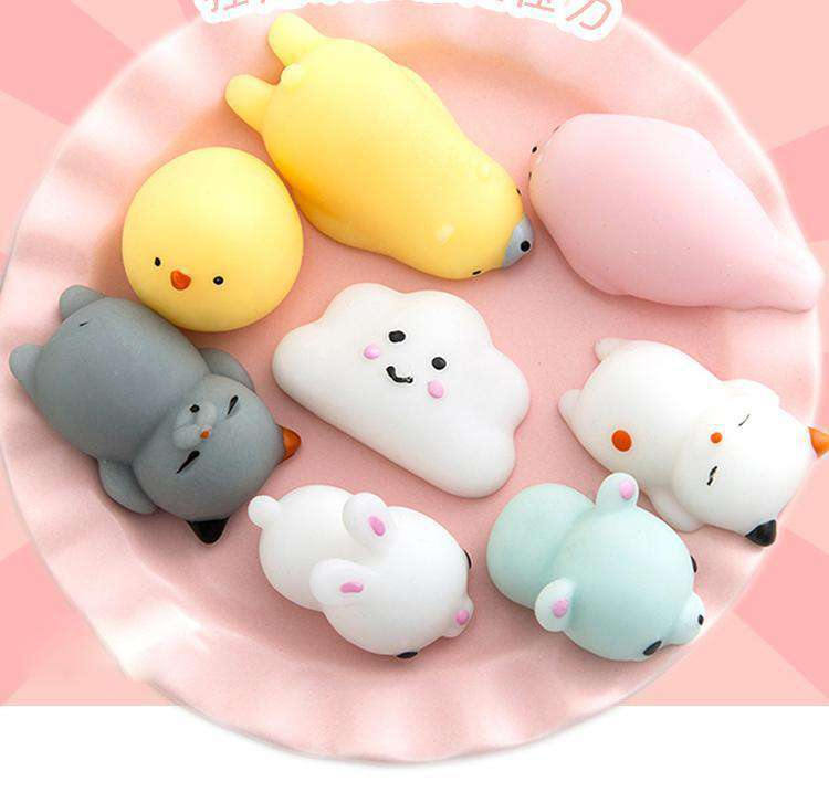 cute squishies notebooktherapy