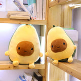 Happy Avocado Plushie