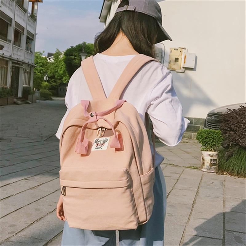 Kawaii Happy Backpack