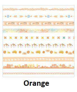 Kawaii Lace Washi Tapes - Set of 10!