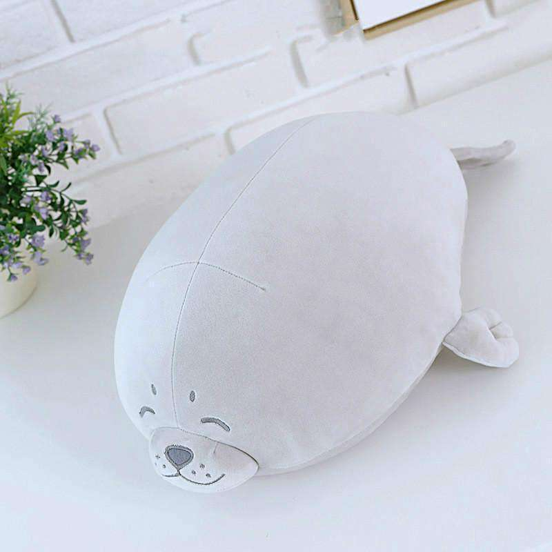 Soft Seal Plushie