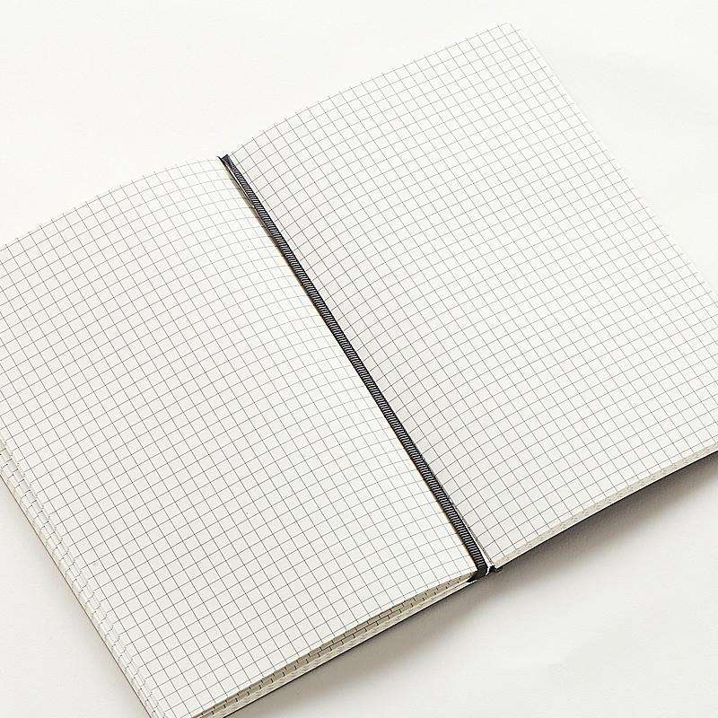 bullet journal dotted  Soft Cover Dotted Bullet Journal A5 - NotebookTherapy