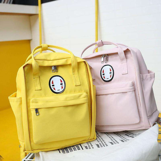 a8f663d9666e Kawaii Face Pastel Backpack