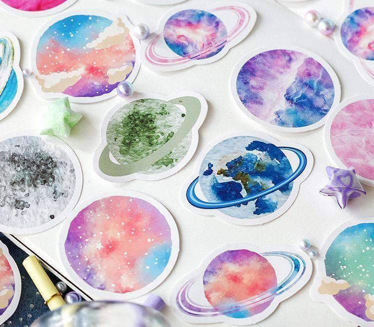 You're my Universe Sticker Set